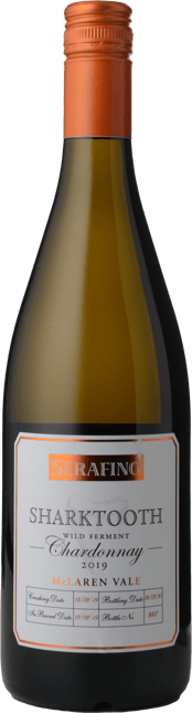 SERAFINO Sharktooth Chardonnay, McLaren Vale 2019