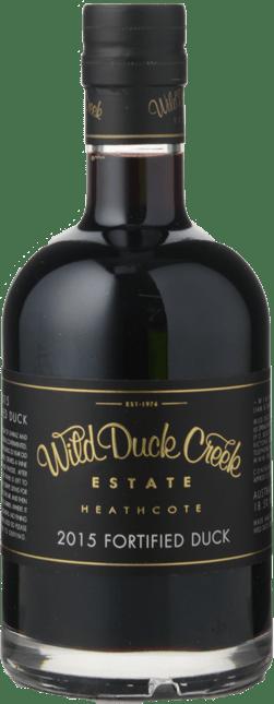 WILD DUCK CREEK ESTATE Fortified Duck, Heathcote 2015