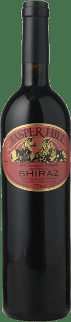 JASPER HILL Georgia's Paddock Shiraz, Heathcote 1997