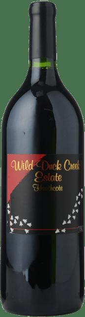 WILD DUCK CREEK ESTATE Duck Muck Shiraz, Heathcote 2007
