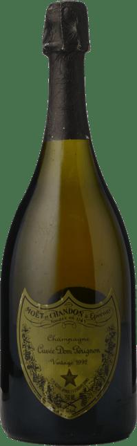 MOET & CHANDON Cuvee Dom Perignon Brut, Champagne 1992