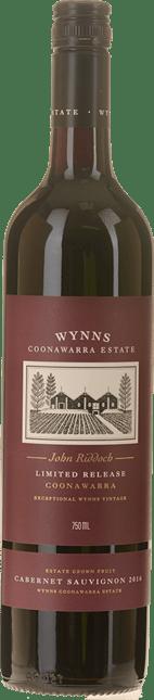 WYNNS COONAWARRA ESTATE John Riddoch Cabernet Sauvignon, Coonawarra 2016