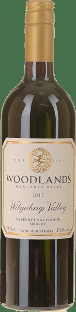 WOODLANDS Cabernet Merlot, Margaret River 2017