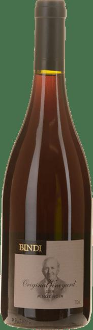BINDI Original Vineyard Pinot Noir, Macedon Ranges 2018