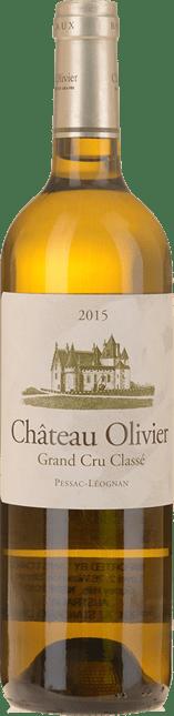 CHATEAU OLIVIER Blanc Cru classe, Pessac-Leognan 2015