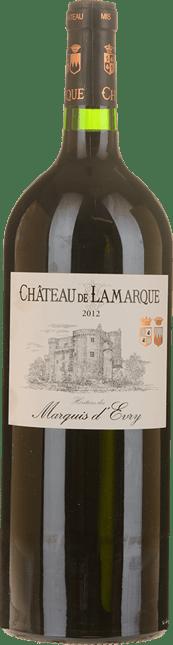 CHATEAU DE LAMARQUE, Haut-Medoc 2012