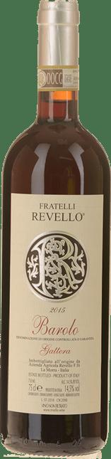 FRATELLI REVELLO Vigna Gattera, Barolo 2015