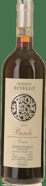 FRATELLI REVELLO Vigna Conca, Barolo 2015