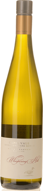 CAPEL VALE WINES Whispering Hill Riesling, Mount Barker 2016