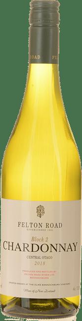 FELTON ROAD Block 2 Chardonnay, Central Otago 2018