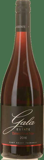 GALA ESTATE Black Label Pinot Noir, Eastern Tasmania 2016