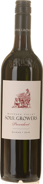 SOUL GROWERS Provident Shiraz, Barossa Valley 2018
