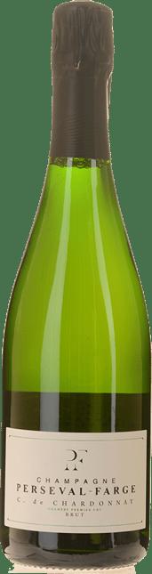 CHAMPAGNE PERSEVAL-FARGE C. de Chardonnay Premier Cru, Champagne NV