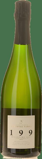 CHAMPAGNE PERSEVAL-FARGE 199 Millesimes Premier Cru, Champagne 2007