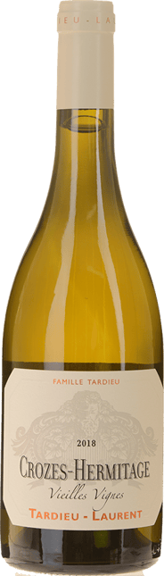 TARDIEU-LAURENT Vieilles Vignes Blanc , Crozes-Hermitage 2018