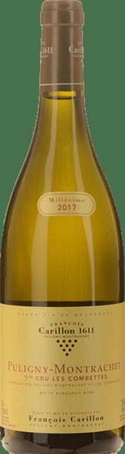 DOMAINE FRANCOIS CARILLON, Puligny Montrachet 1er cru Combettes 2017