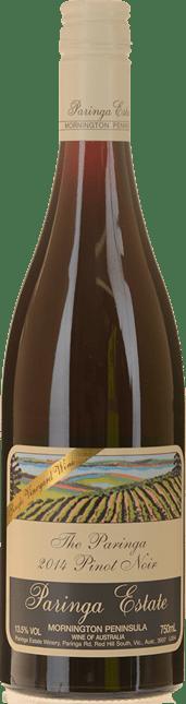 PARINGA ESTATE The Paringa Single Vineyard Pinot Noir, Mornington Peninsula 2014