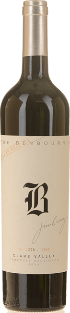 JIM BARRY WINES The Benbournie Cabernet, Clare Valley 2006