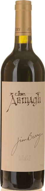 JIM BARRY WINES The Armagh Shiraz, Clare Valley 2006