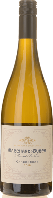 MARCHAND & BURCH Chardonnay, Mount Barker, Great Southern 2018