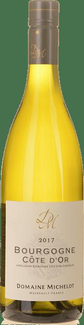 DOMAINE MICHELOT, Bourgogne Blanc 2017