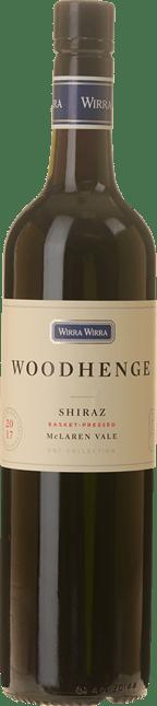 WIRRA WIRRA Woodhenge Shiraz, McLaren Vale 2017