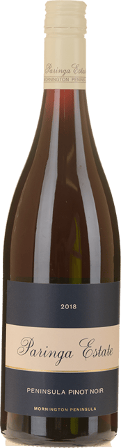 PARINGA ESTATE Peninsula Pinot Noir, Mornington Peninsula 2018