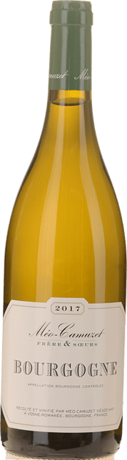 MEO-CAMUZET FRERE & SOEURS, Bourgogne Blanc 2017