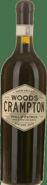 WOODS CRAMPTON Phillip Patrick Old Vines Single Vineyard Shiraz, Eden Valley 2015
