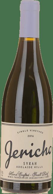 JERICHO WINES Single Vineyard Syrah, Adelaide Hills 2016