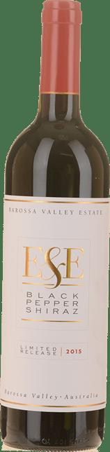 BAROSSA VALLEY ESTATE E & E Black Pepper Shiraz, Barossa Valley 2015
