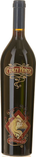 CRAZY HORSE WINES Shiraz, New South Wales 2006