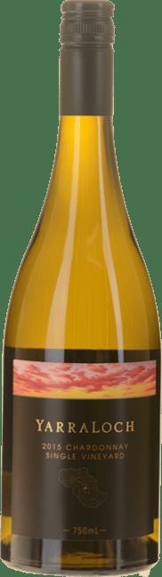 YARRALOCH Single Vineyard Chardonnay, Yarra Valley 2015
