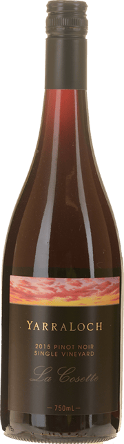 YARRALOCH La Cosette Single Vineyard Pinot Noir, Yarra Valley 2015
