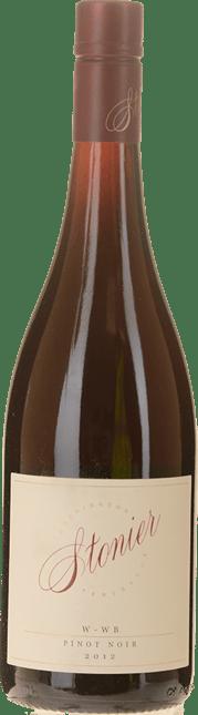 STONIER W-WB Pinot Noir, Mornington Peninsula 2012