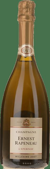 ERNEST RAPENEAU Brut Champagne 2007
