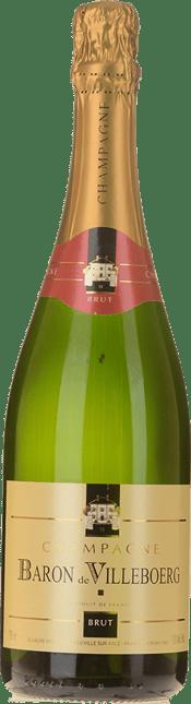 CHAMPAGNE BARON DE VILLEBOERG, Champagne NV
