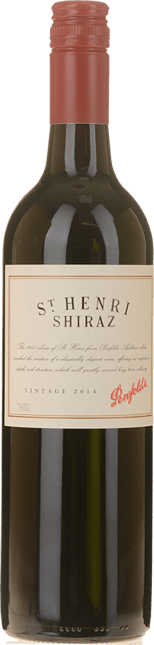 PENFOLDS St. Henri Shiraz, South Australia 2014