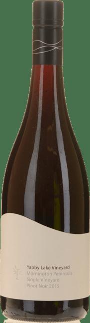 YABBY LAKE VINEYARD Single Vineyard Pinot Noir, Mornington Peninsula 2015