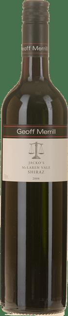 GEOFF MERRILL Jacko's Blend Shiraz, McLaren Vale 2008