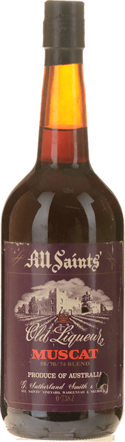 ALL SAINTS Blend 58/70/74 Liqueur Muscat, Rutherglen NV
