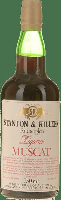 STANTON & KILLEEN WINES Liqueur Muscat, Rutherglen NV