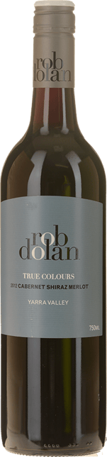 ROB DOLAN True Colours Cabernet Shiraz Merlot, Yarra Valley 2012