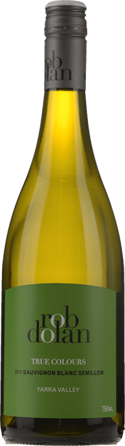 ROB DOLAN True Colours Sauvignon Blanc Semillon, Yarra Valley 2014