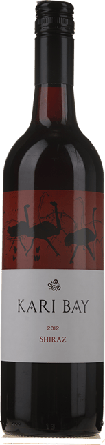 ARH AUSTRALIAN WINE CO. Kari Bay Shiraz, South Australia 2012