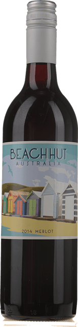 BEACH HUT WINES Merlot, Australia 2014