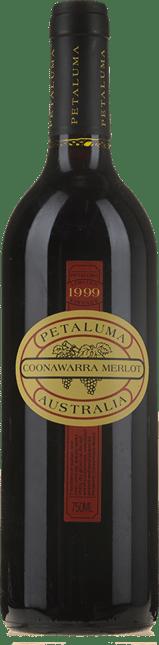 PETALUMA Merlot, Coonawarra 1999