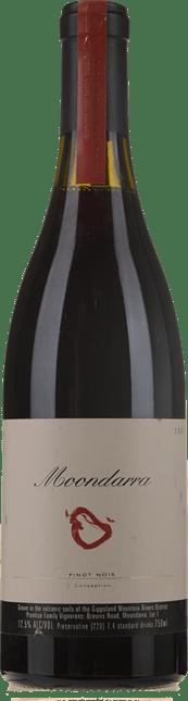 MOONDARRA Conception Unfiltered Pinot Noir, Gippsland 2001