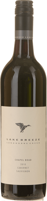 LAKE BREEZE WINES Chapel Road Cabernet, Langhorne Creek 2010