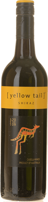 YELLOW TAIL Shiraz, Riverina 2009